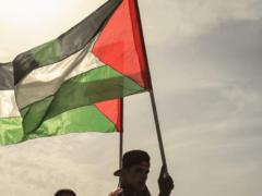Reconnaissance d'un Etat palestinien (Photo ONG pour la Palestine)
