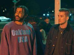 """Daveed Diggs et Rafael Casal, qui jouent les rôles principaux, ont également co-écrit """"Blindspotting""""."""