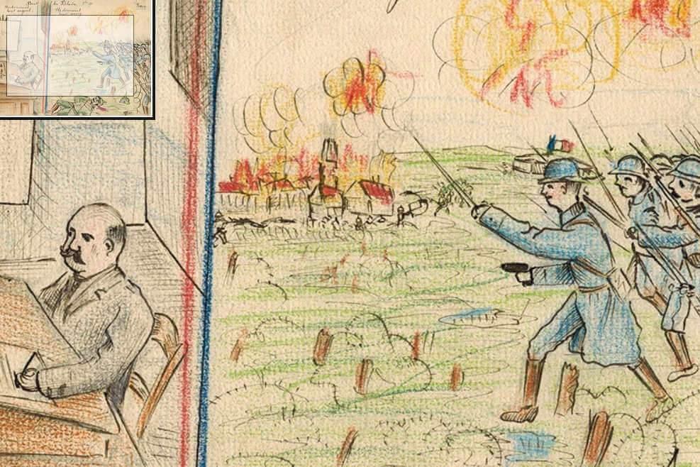 11 novembre 1918 : il y a cent ans !
