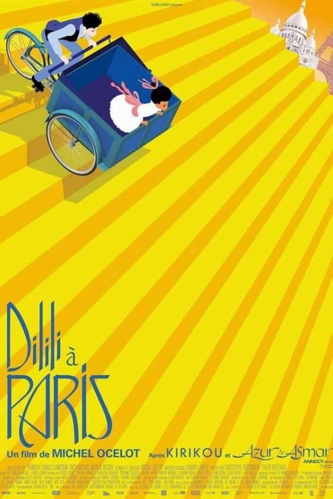 Michel Ocelot signe un nouveau film visuellement superbe.