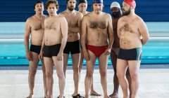 Gilles Lellouche a réuni un super casting, une belle palette d'acteurs qui ont accepté de suivre un entrainement de plusieurs mois en piscine.