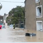 Les inondations ont fait 13 morts et de gros dégâts dans l'Aude (Capture EuroNews)