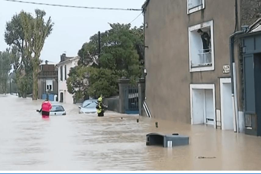Aude : inondations meurtrières