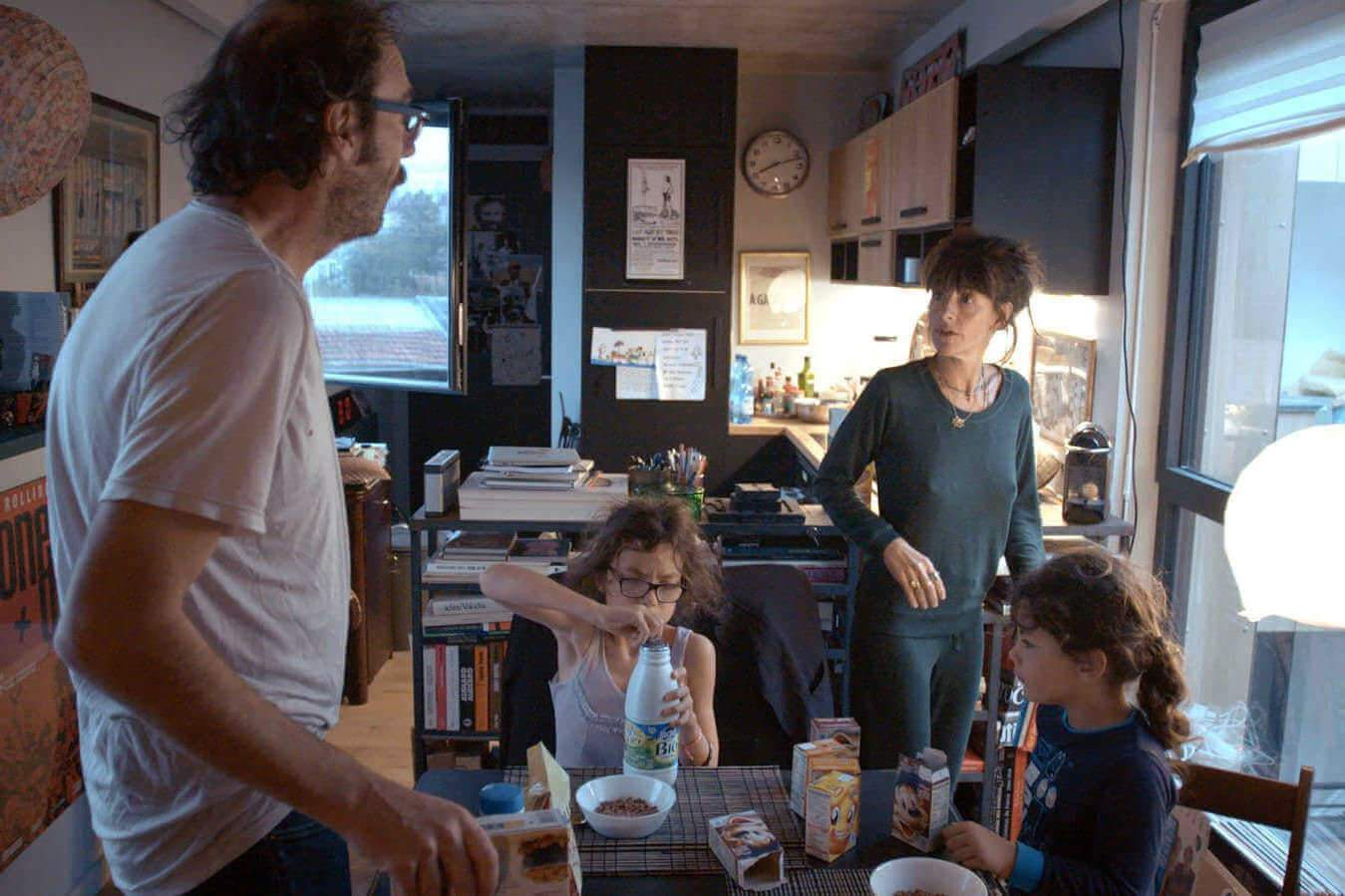 """Papa et maman ne sont plus amoureux, alors pour ne pas """"finir par se détester"""", la famille va s'installer dans un """"sépartement""""."""