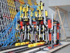 Machine de Turing en Lego. Projet Rubens, ENS Lyon, CC BY