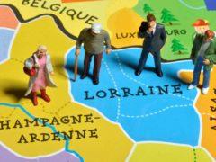 La Région Grand Est remise en cause par la fusion des départements alsaciens (DR)