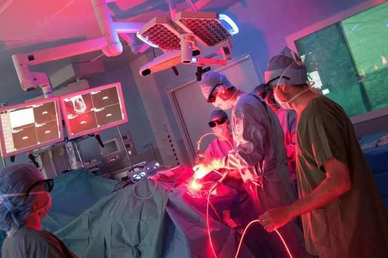 Peau, cerveau, plèvre, prostate : de la lumière pour soigner le cancer