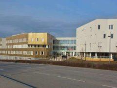 Le nouveau bâtiment de l'UFR MIM et futurs locaux de l'école MISTA (photo Factuel, Université de Lorraine)