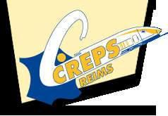 Logo CREPS de Reims