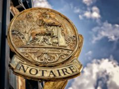 Notaire (photo CCO creative common)
