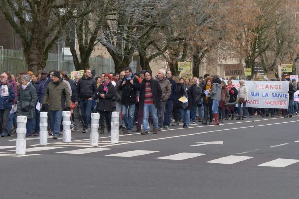 Moselle : Stop Knauf Illange, la lutte continue!