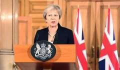 Theresa May en difficultés sur la sortie du Royaume-Uni de l'Europe (Photo credit: UK Prime Minister on VisualHunt.com / CC BY-NC-ND)