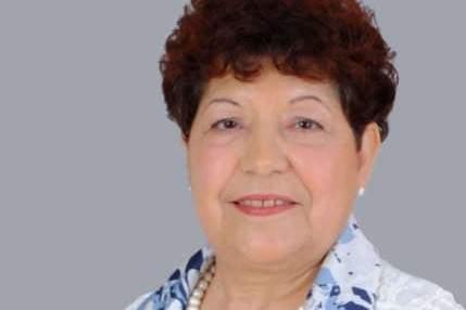 Leila Messaoudi docteure honoris cause de l'Université de Lorraine