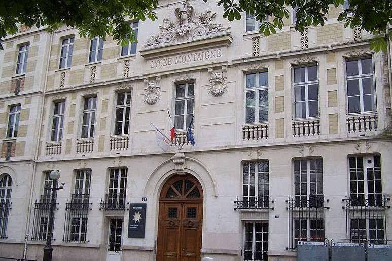 Lycée Montaigne, rue Auguste-Comte, Paris (LPLT / Wikimedia Commons)