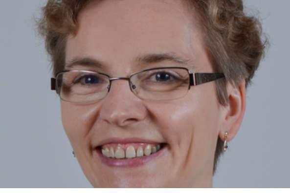 Sabine Chaupin-Guillot, vice-présidente de l'Université de Lorraine (photo U.L.)