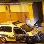 Cherif Chékatt abattu par la police dans le quartier de Neudorf (capture euronews)