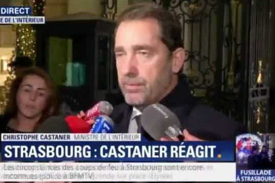 Fusillade à Strasbourg : 3 morts, 11 blessés