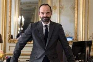 Édouard Philippe, Premier ministre (photo officielle, Matignon)