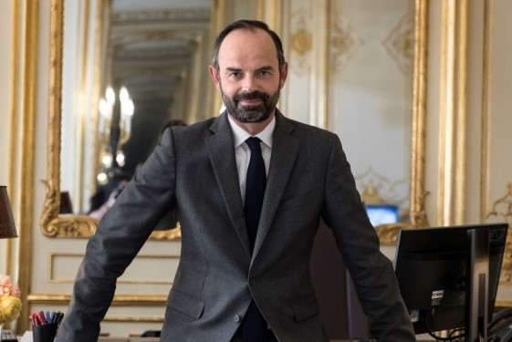 Édouard Philippe, Premier ministre (photo officielle, Matignon)