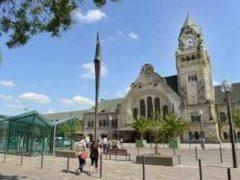 La gare de Metz double championne de France (photo mairie de Metz)