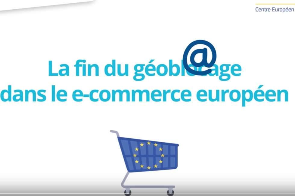 La fin du géo-bocage dans l'e-commerce européen