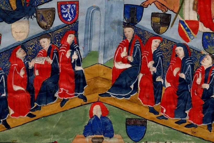 Vu du Moyen Âge : Quand les Kévin s'appelaient Jean, ou ce que nos prénoms disent de nous