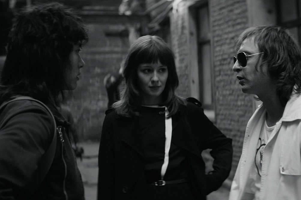 """Film sur le rock et l'amitié, """"Leto"""" est aussi un classique triangle amoureux."""
