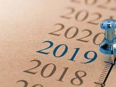 Changements au 1er janvier 2019 (Bercy Infos)