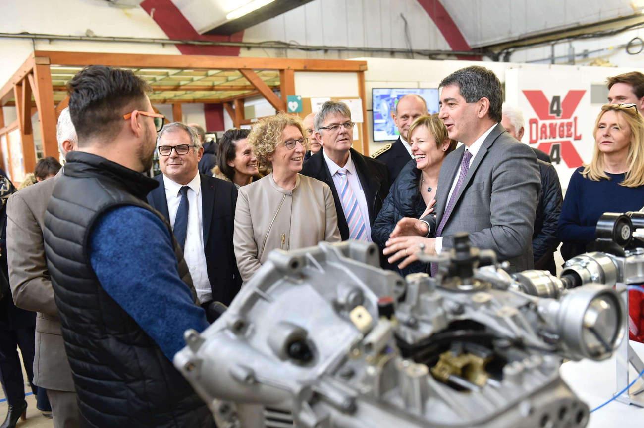 Pacte régional d'investissement dans les compétences 2019-2022