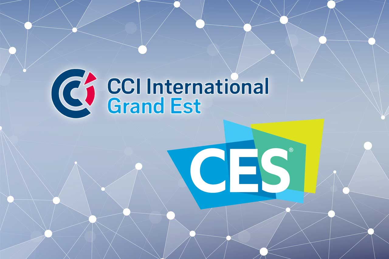 Le Grand Est s'expose au CES de Las Vegas 2019