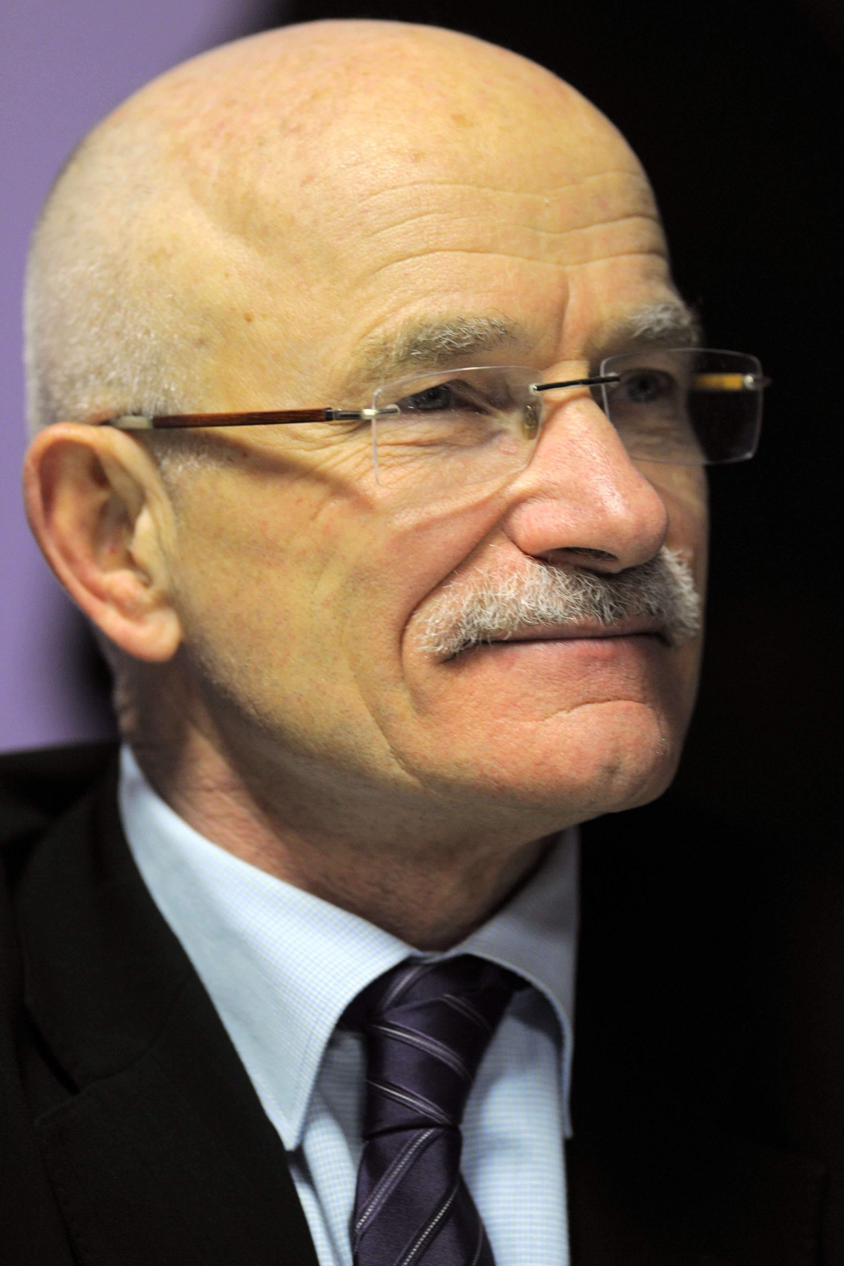 Dominique Gros, maire de Metz (DR)