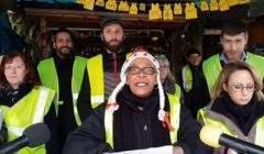 L'appel des Gilets jaunes de Commercy (capture Facebook)