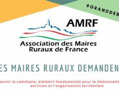 Doléances des maires ruraux de France