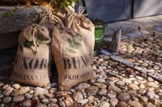 Les broussailles revalorisées sont vendues aux particuliers (photo Buxor)