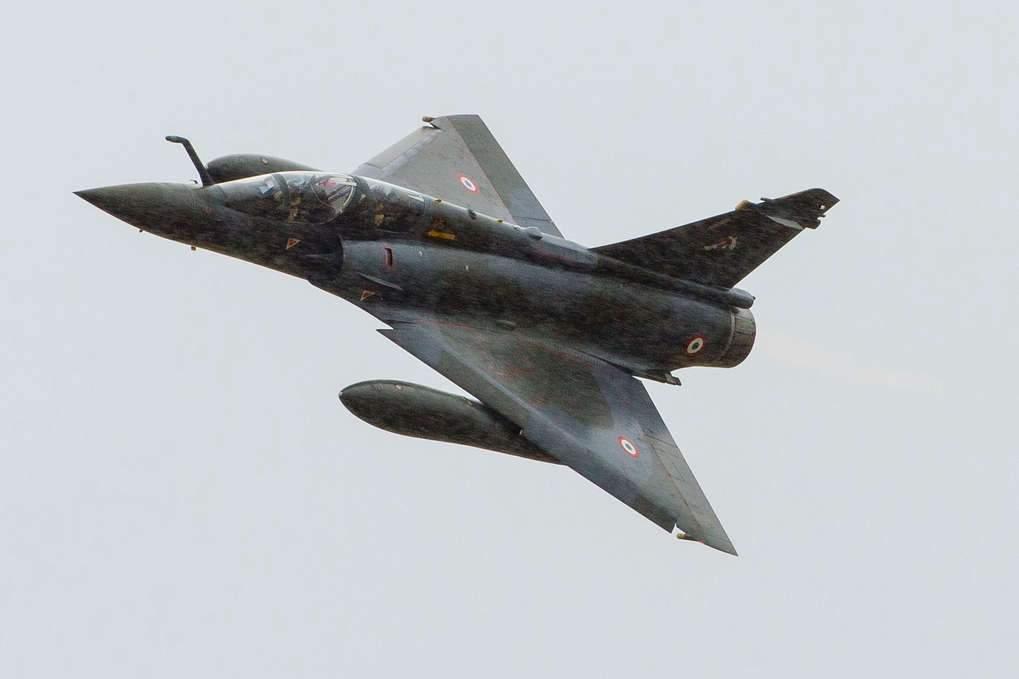 Mirage 2000 : les deux militaires « sont morts »