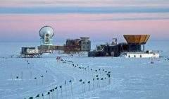 Observatoires scientiques au pôle Sud. Ice stories, CC BY