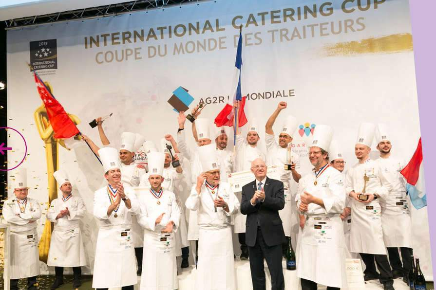 Le rendez-vous mondial de la restauration (photo SIRHA)