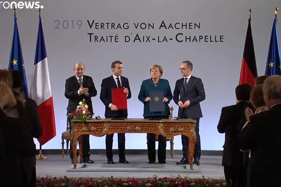 Traité d'Aix-la-Chapelle : Faire du Grand Est un espace européen de proximité