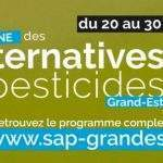Semaine des alternatives aux pesticides (affiche)