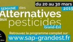 Semaine des alternatives aux pesticides (affiche)