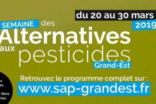 Alternative aux pesticides dans le Grand Est