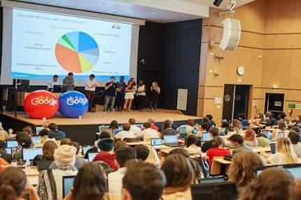 Formation web pour les étudiants