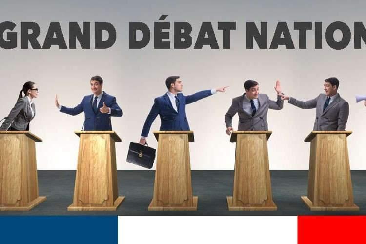 Les acteurs économiques dans le Grand débat national