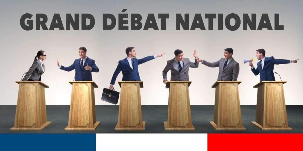 CCI 54 et Medef 54 dans le Grand débat national