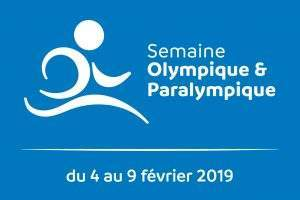 Semaine olympique et paralympique 2019
