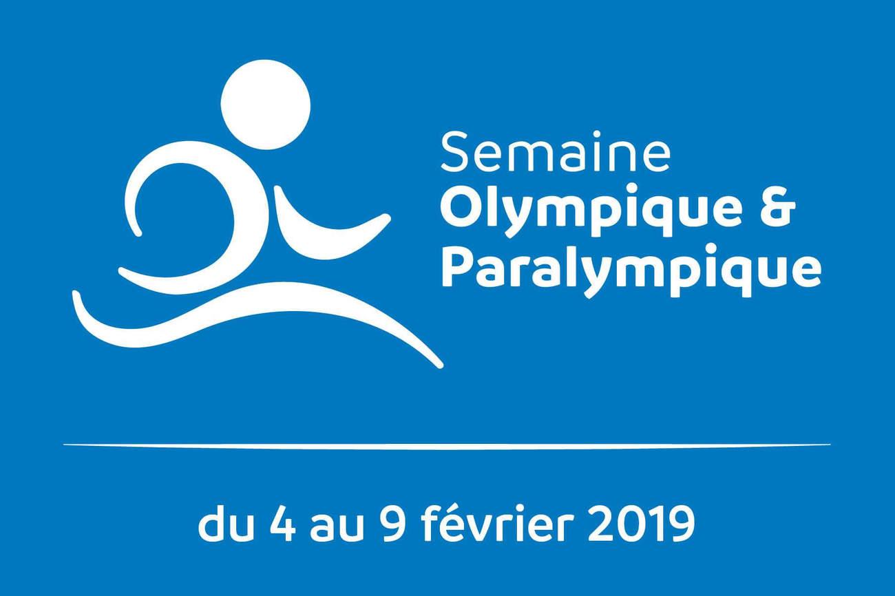 3ème édition de la Semaine Olympique et Paralympique