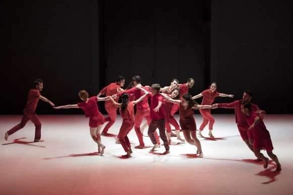 CCN Ballet de Lorraine : Festivités #1, #2 et #3