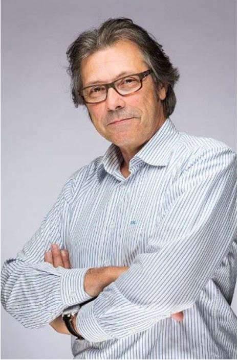 Patrick Landais, haut commisssaire à l'énergie atomique (photo Université de Lorraine)
