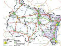Le Grand Est est formé de trois anciennes régions : Alsace, Lorraine, Champagne-Ardenne (carte Atlas Grand Est)