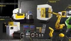 Robotique industrielle (FANUC)